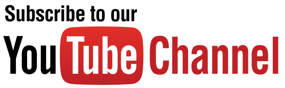 Subscribe to us on YouTube